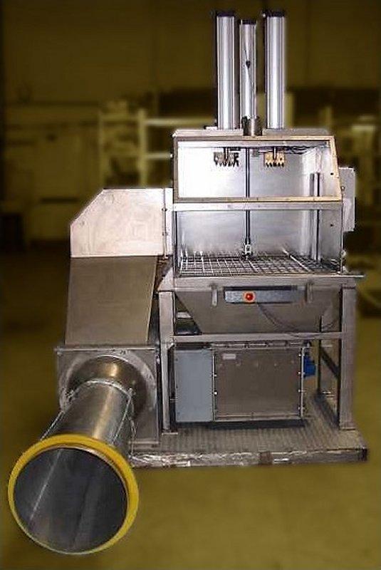 Box taglia sacchi automatici – manuali