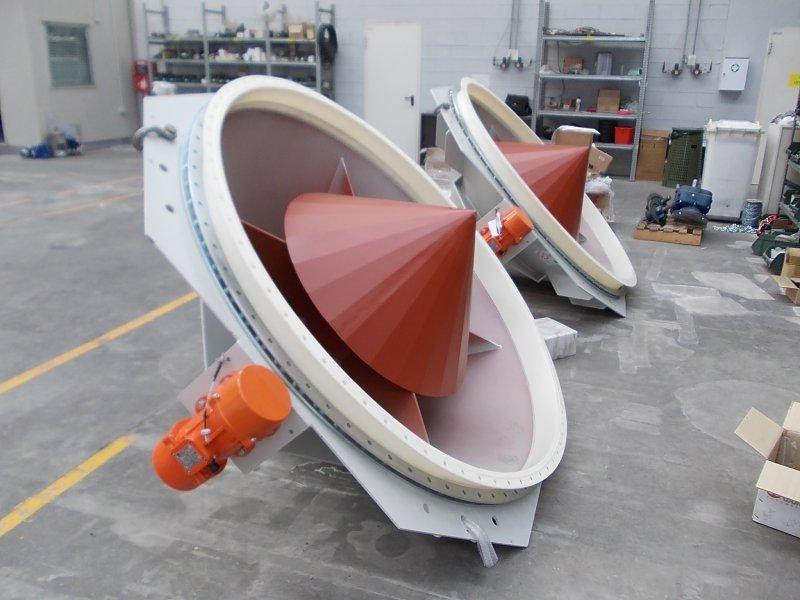 Sistemi di estrazione e fluidificazione